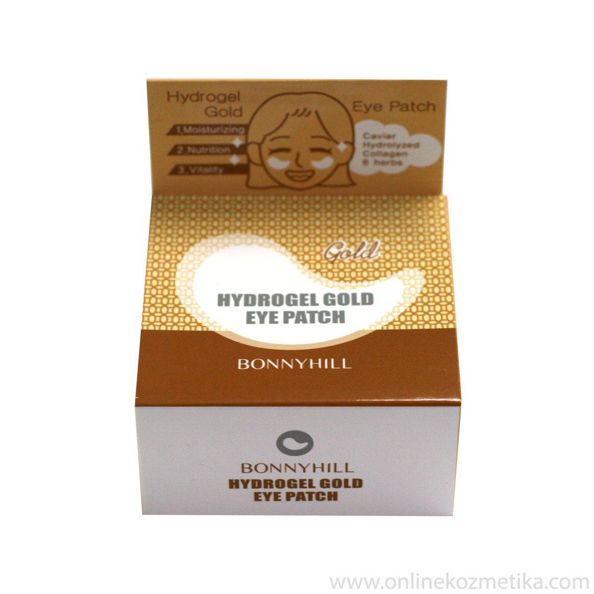 BONNYHILL HYDROGEL GOLD EYEPATCH